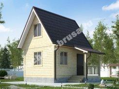 Строник - Фотографии строительства небольших загородных